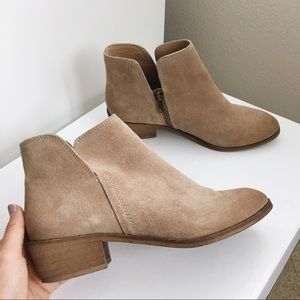 Splendid Hamptyn Leather Ankle Boots